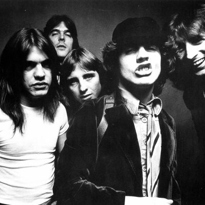 UNSPECIFIED - CIRCA 1970: Photo of ACDC Photo by Michael Ochs Archives/Getty Images