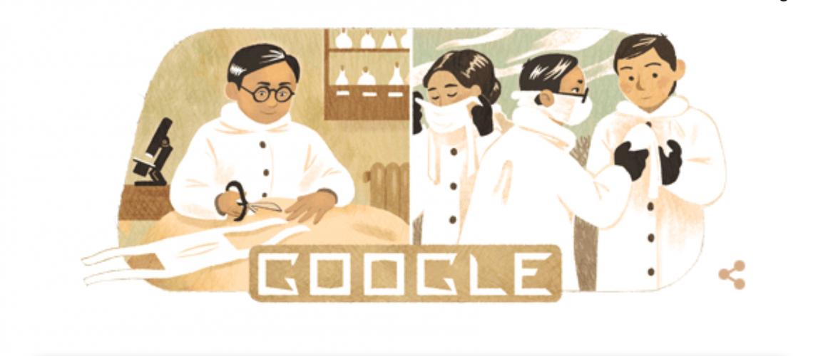 Wu Lien-Teh Google 10 Marzo